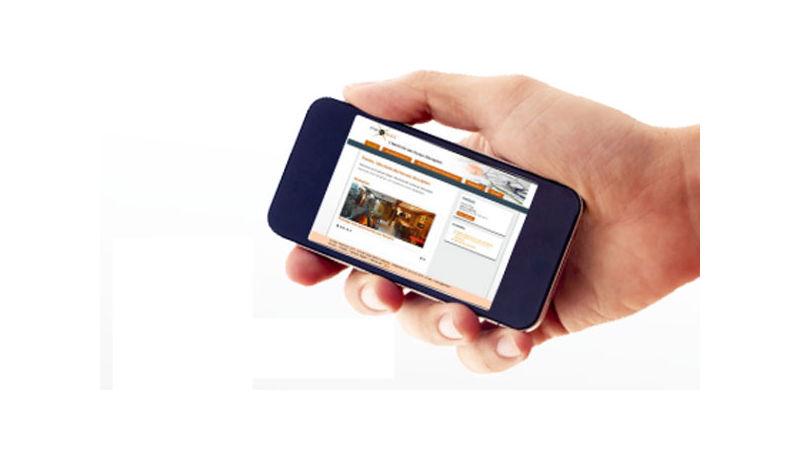 Proposez une version mobile de votre site internet