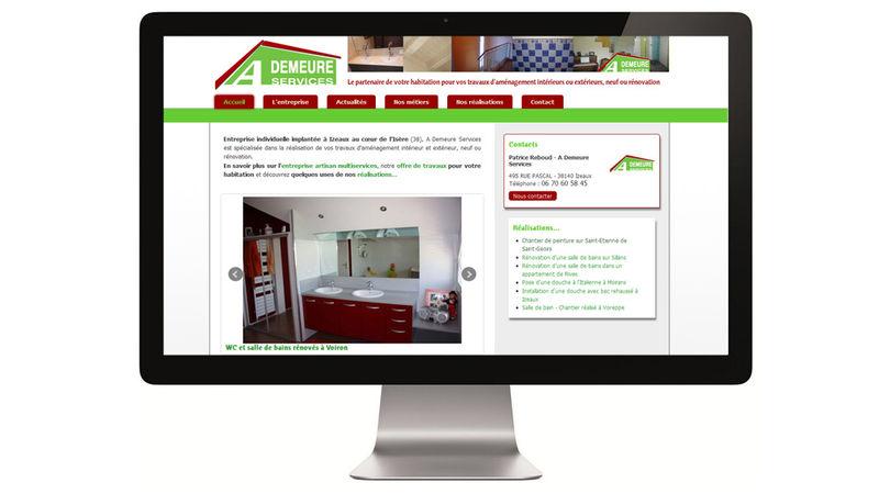 A Demeure Services, artisan multi-services Izeaux