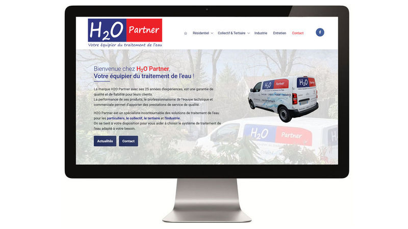 H2O Partner, traitement de l'eau